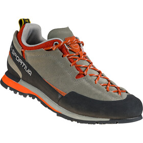 La Sportiva Boulder X Zapatillas Hombre, gris/naranja